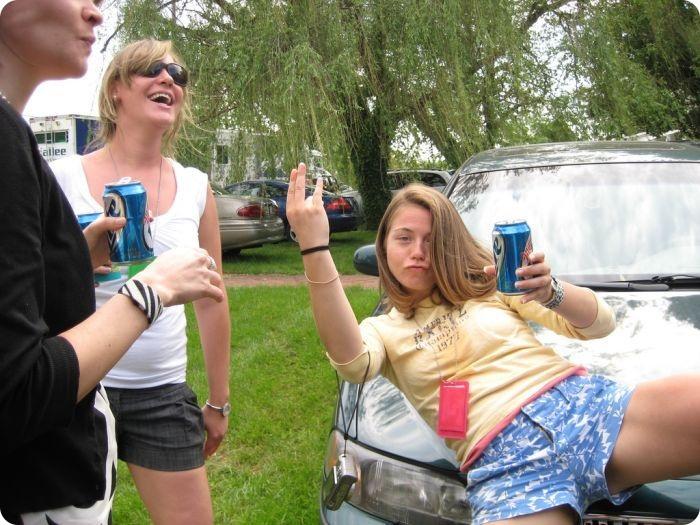 Фото русских пьяных женщин