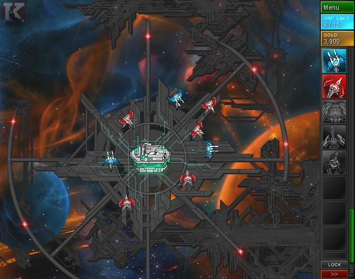 Игра-стрелялка: Enigmata Stellar War