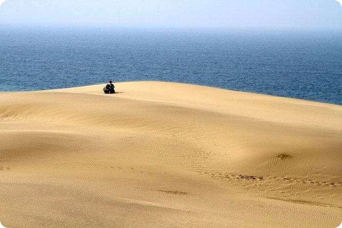 Пустыня Тоттори (18 фото)
