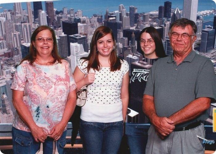 Прикольные семейные фотографии