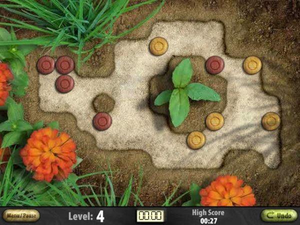 Rock Garden Deluxe (флеш игра)