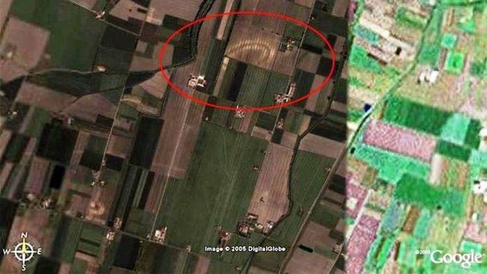 Научные открытия, сделанные с помощью Google Earth