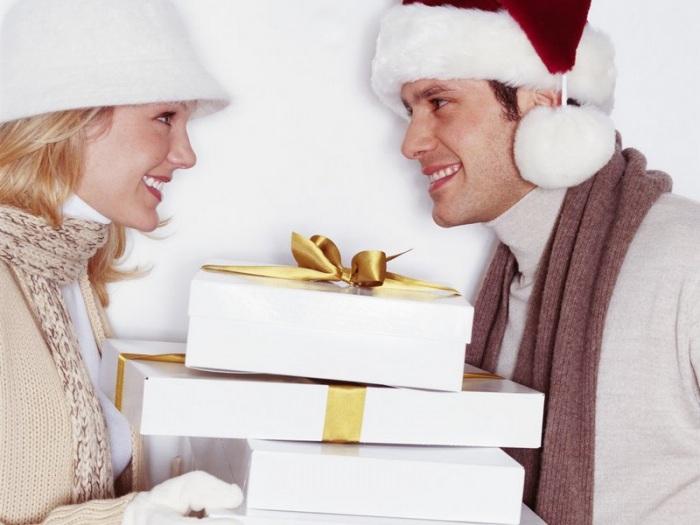 Что подарить любимому человеку на новый год