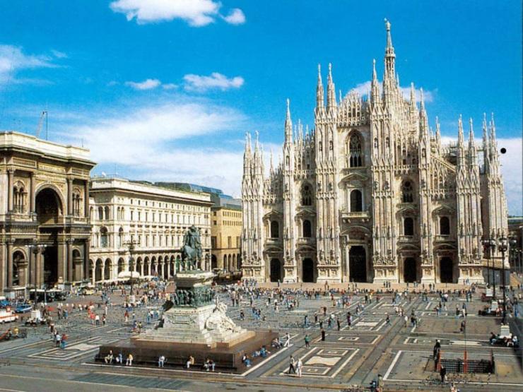 Италия - прекрасное рядом