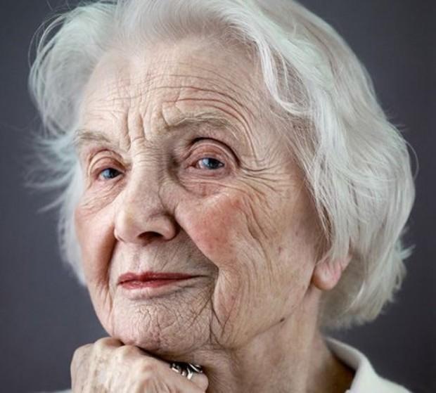 Фото старых женьщин 7 фотография