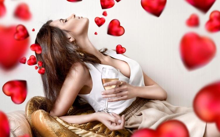 Яркая коллекция картинок к дню всех влюбленных
