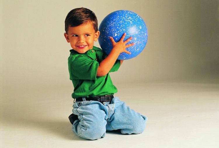 Основные критерии выбора места для игр и развития малыша