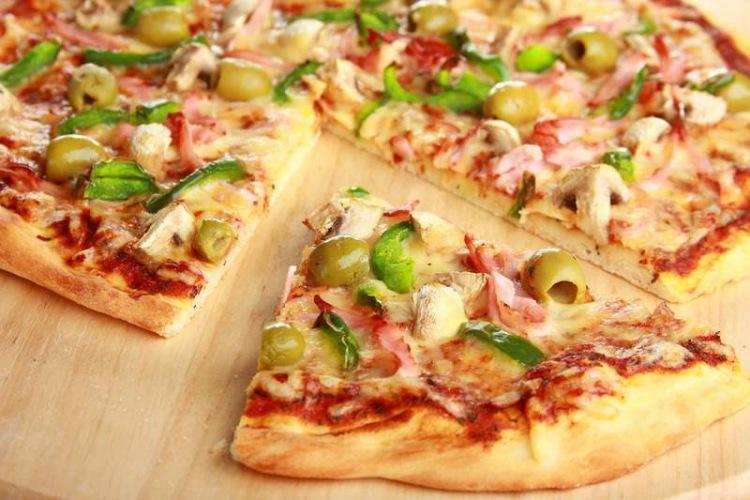 Секреты приготовления настоящей пиццы