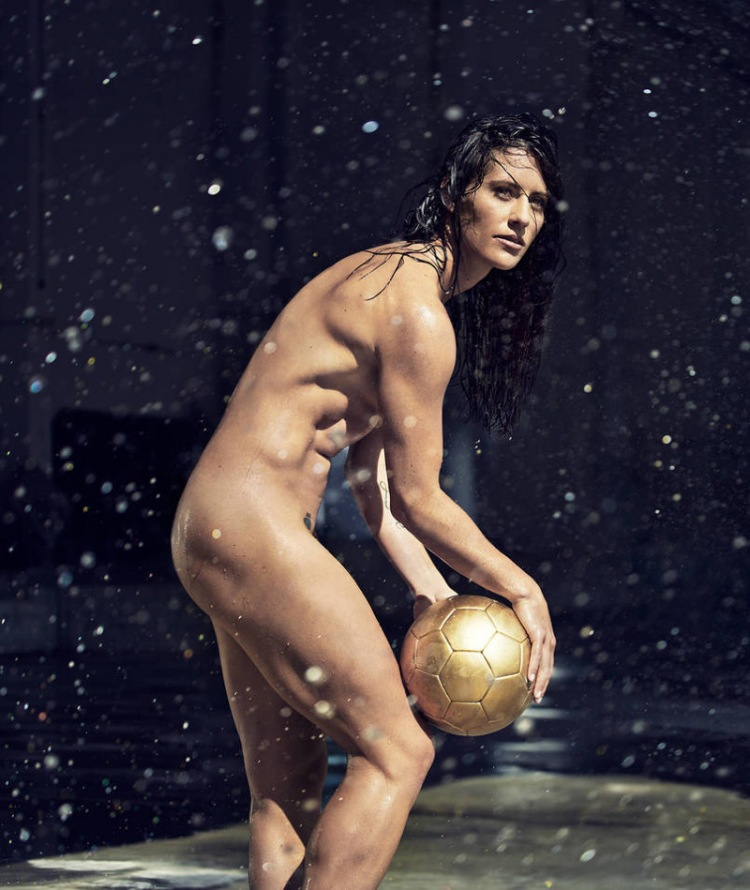 Обнаженный Спорт Фото
