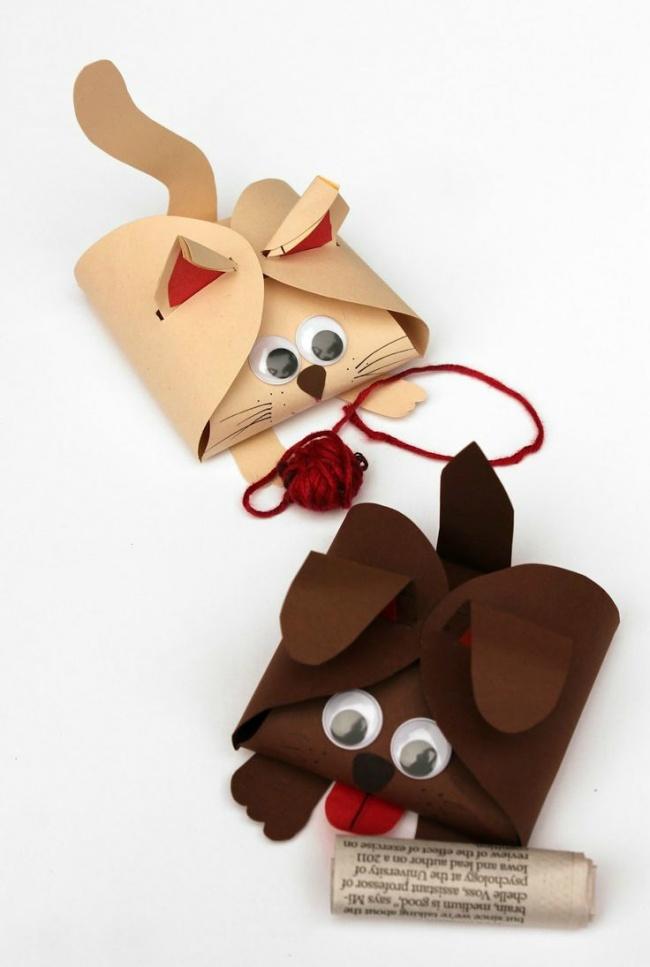 Своим руками упаковки для подарков