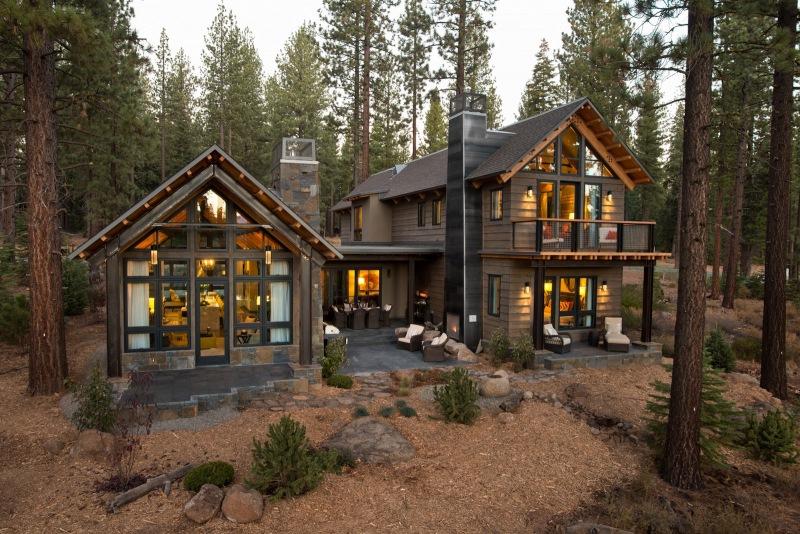 Загородные домики