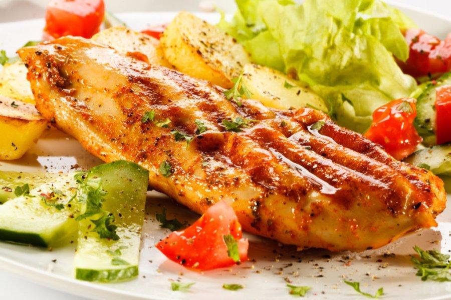 Вкусные блюда из куриного филе