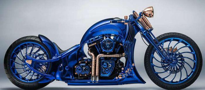 Самый дорогой в мире мотоцикл