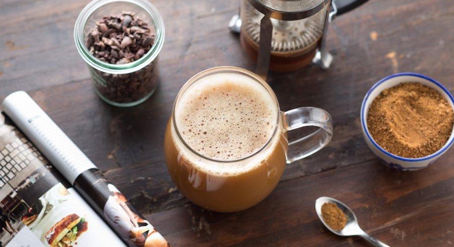7 нестандартных рецептов кофе