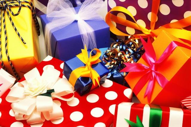 Новые новогодние подарки