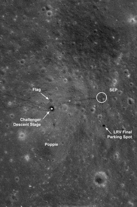 Можно ли увидеть луноходы в телескоп